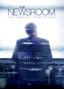 The Newsroom: The Complete Third Season, DVD DVD