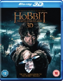 The Hobbit: The Battle of the Five Armies, Blu-ray BluRay