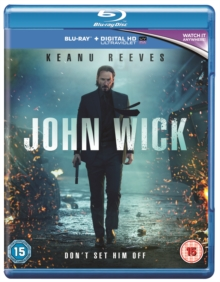 John Wick, Blu-ray  BluRay