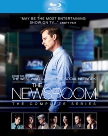The Newsroom: The Complete Series, Blu-ray BluRay