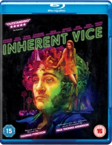 Inherent Vice, Blu-ray  BluRay