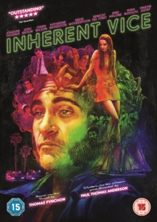 Inherent Vice, DVD  DVD
