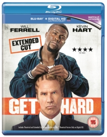 Get Hard: Extended Cut, Blu-ray  BluRay