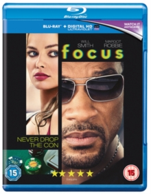 Focus, Blu-ray  BluRay