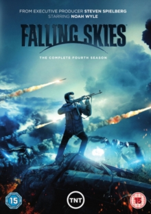 Falling Skies: The Complete Fourth Season, DVD DVD