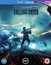 Falling Skies: The Complete Fourth Season, Blu-ray BluRay