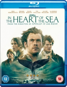 In the Heart of the Sea, Blu-ray BluRay