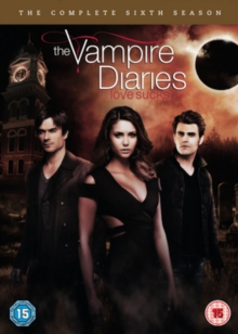 The Vampire Diaries: The Complete Sixth Season, DVD DVD
