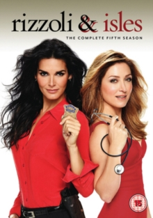 Rizzoli & Isles: The Complete Fifth Season, DVD DVD