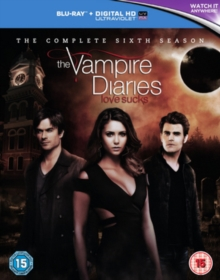 The Vampire Diaries: The Complete Sixth Season, Blu-ray BluRay