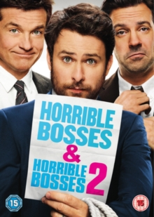 Horrible Bosses/Horrible Bosses 2, DVD  DVD