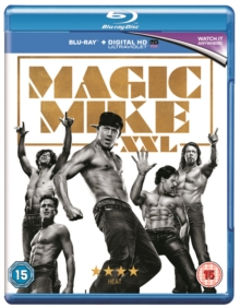 Magic Mike XXL, Blu-ray  BluRay