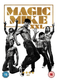 Magic Mike XXL, DVD  DVD