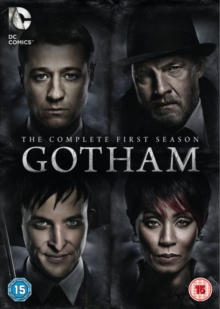 Gotham: The Complete First Season, DVD  DVD