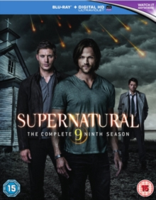Supernatural: The Complete Ninth Season, Blu-ray  BluRay
