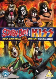 Scooby-Doo! And Kiss - Rock 'N' Roll Mystery, DVD  DVD