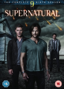 Supernatural: The Complete Ninth Season, DVD  DVD