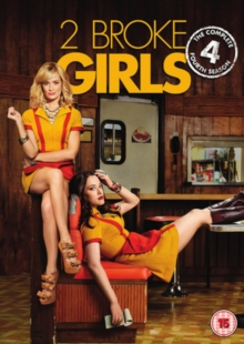 2 Broke Girls: The Complete Fourth Season, DVD DVD