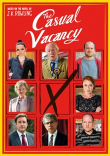The Casual Vacancy, DVD DVD