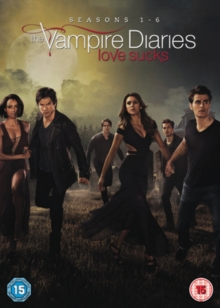 The Vampire Diaries: Seasons 1-6, DVD DVD