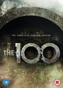 The 100: The Complete Second Season, DVD DVD