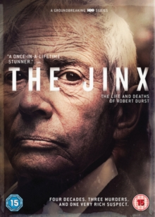 The Jinx - The Life and Deaths of Robert Durst, DVD DVD