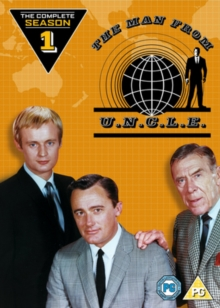 The Man from U.N.C.L.E.: The Complete Season 1, DVD DVD