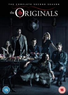 The Originals: The Complete Second Season, DVD DVD