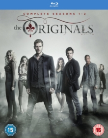 The Originals: Complete Seasons 1 and 2, Blu-ray BluRay