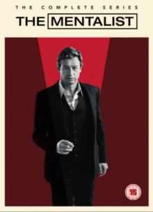 The Mentalist: The Complete Series, DVD DVD