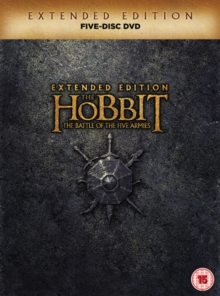 The Hobbit: The Battle of the Five Armies - Extended Edition, DVD DVD