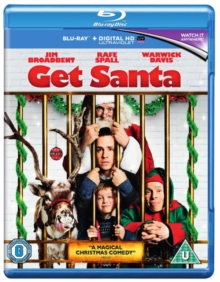 Get Santa, Blu-ray  BluRay
