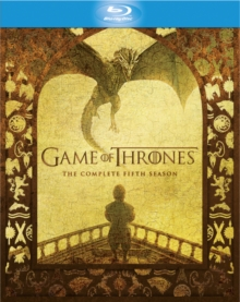 Game of Thrones: The Complete Fifth Season, Blu-ray BluRay