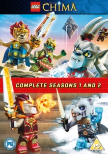 LEGO Legends of Chima: Complete Seasons 1 and 2, DVD  DVD
