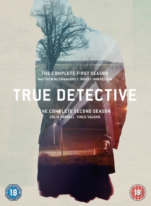 True Detective: The Complete First and Second Season, DVD DVD