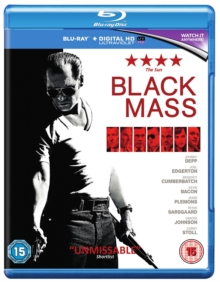 Black Mass, Blu-ray BluRay