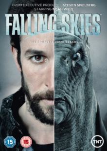 Falling Skies: The Complete Fifth Season, DVD DVD