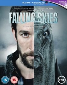 Falling Skies: The Complete Fifth Season, Blu-ray BluRay