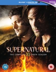 Supernatural: The Complete Tenth Season, Blu-ray BluRay