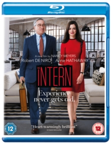 The Intern, Blu-ray BluRay