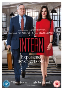 The Intern, DVD DVD