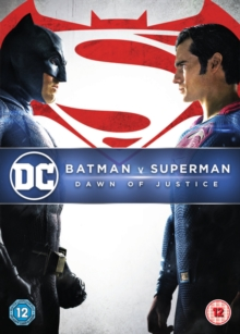 Batman V Superman - Dawn of Justice, DVD DVD