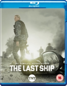 The Last Ship: The Complete Second Season, Blu-ray BluRay