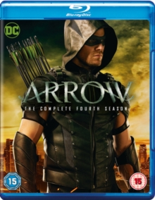 Arrow: The Complete Fourth Season, Blu-ray BluRay