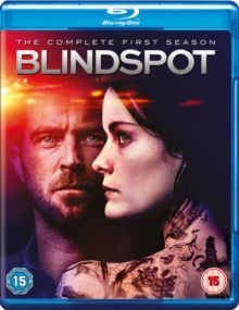 Blindspot: The Complete First Season, Blu-ray BluRay