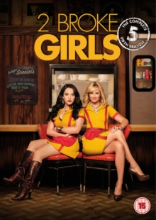 2 Broke Girls: The Complete Fifth Season, DVD DVD