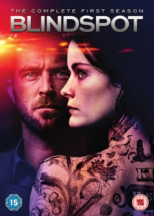 Blindspot: The Complete First Season, DVD DVD