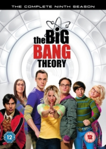 The Big Bang Theory: The Complete Ninth Season, DVD DVD