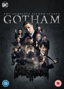 Gotham: The Complete Second Season, DVD DVD