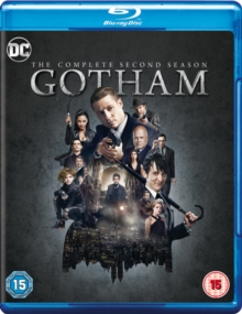 Gotham: The Complete Second Season, Blu-ray BluRay